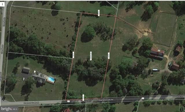 Shepherd Grade Rd, SHEPHERDSTOWN, WV 25443 (#WVJF140552) :: Charis Realty Group