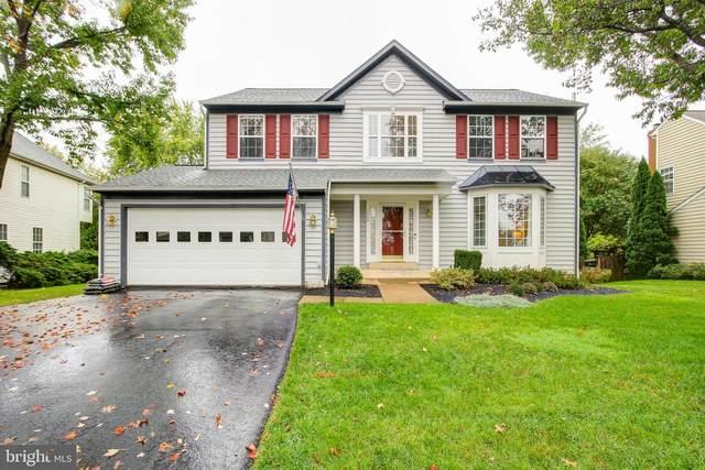 7664 Vinewood Court, GAINESVILLE, VA 20155 (#VAPW507816) :: Blackwell Real Estate
