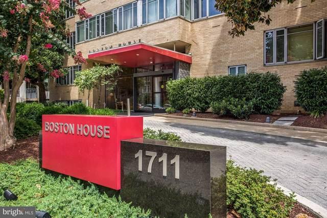 1711 Massachusetts Avenue NW #214, WASHINGTON, DC 20036 (#DCDC493642) :: The Redux Group