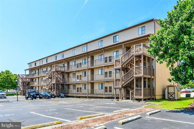 12300 Jamaica Avenue #311, OCEAN CITY, MD 21842 (#MDWO117926) :: ExecuHome Realty