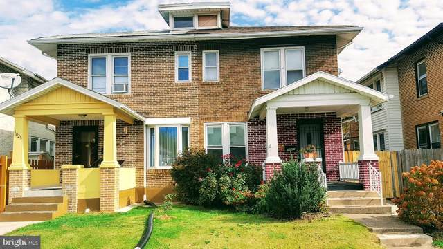 1027 Rolleston Street, HARRISBURG, PA 17104 (#PADA127106) :: Flinchbaugh & Associates