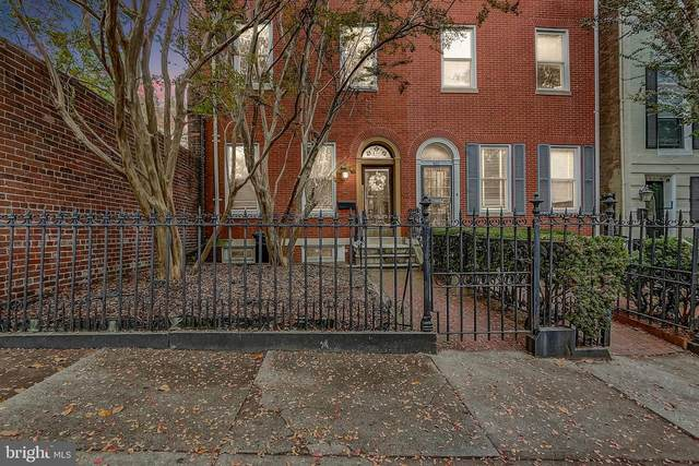834 Hollins Street, BALTIMORE, MD 21201 (#MDBA529032) :: Blackwell Real Estate