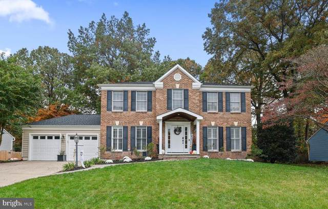410 Saddleback Court, MILLERSVILLE, MD 21108 (#MDAA450784) :: The Riffle Group of Keller Williams Select Realtors
