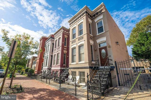 311-315 6TH Street SE #1, WASHINGTON, DC 20003 (#DCDC493668) :: Bob Lucido Team of Keller Williams Integrity