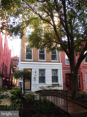 1927 17TH STREET NW, WASHINGTON, DC 20009 (#DCDC493676) :: AJ Team Realty