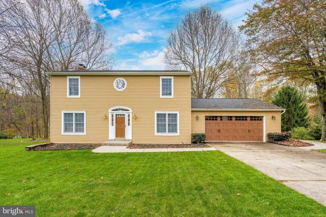 3873 Maryland Manor Drive, MONROVIA, MD 21770 (#MDFR272830) :: The MD Home Team