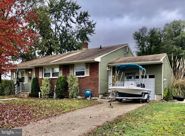 414 N Warwick Road, SOMERDALE, NJ 08083 (#NJCD405820) :: Keller Williams Real Estate