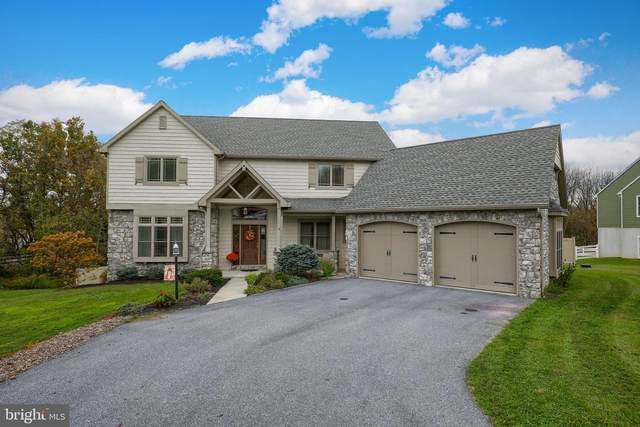 5 Snyder Hill Road, LITITZ, PA 17543 (#PALA172486) :: The Joy Daniels Real Estate Group