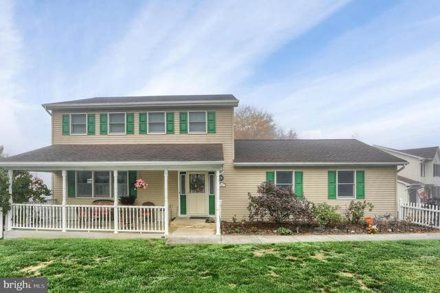 16 Independence Drive, MOUNT HOLLY SPRINGS, PA 17065 (#PACB129218) :: The Craig Hartranft Team, Berkshire Hathaway Homesale Realty