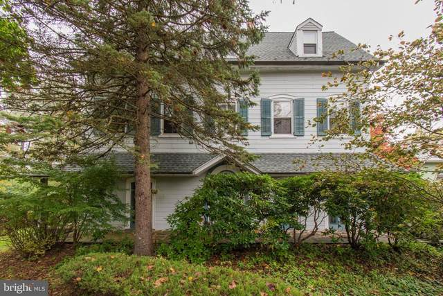 7542 New Second Street, ELKINS PARK, PA 19027 (#PAMC668480) :: Blackwell Real Estate