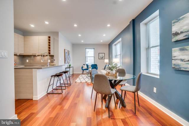 1436 Ogden Street NW #4, WASHINGTON, DC 20010 (#DCDC493694) :: Corner House Realty