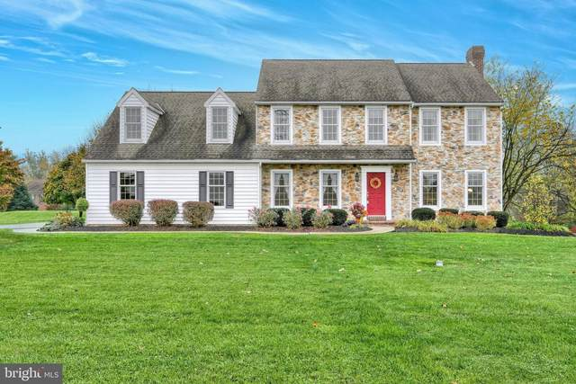 2452 Croll School Road, YORK, PA 17403 (#PAYK147966) :: The Jim Powers Team