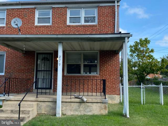 279 Southeastern Terrace, BALTIMORE, MD 21221 (#MDBC510756) :: The Gus Anthony Team