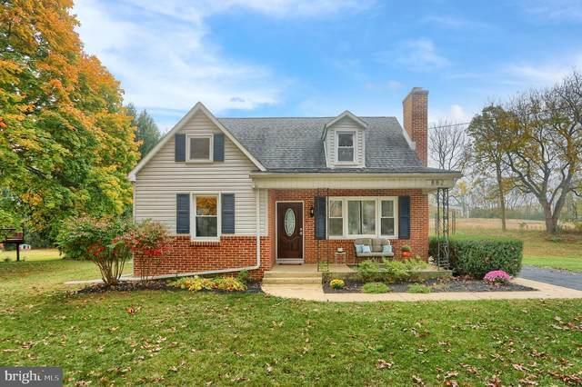 882 Alexander Spring Road, CARLISLE, PA 17015 (#PACB129228) :: The Craig Hartranft Team, Berkshire Hathaway Homesale Realty