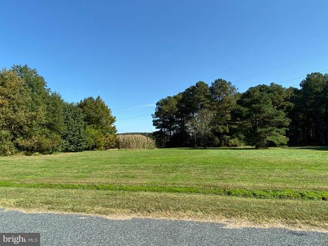 Lot 9 Luther Miles Lane, MARION STATION, MD 21838 (#MDSO104078) :: Arlington Realty, Inc.