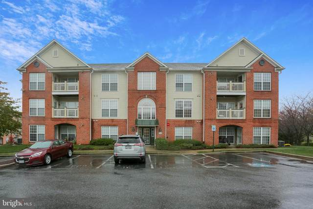 2502 Hemingway Drive 2-2B, FREDERICK, MD 21702 (#MDFR272836) :: ExecuHome Realty