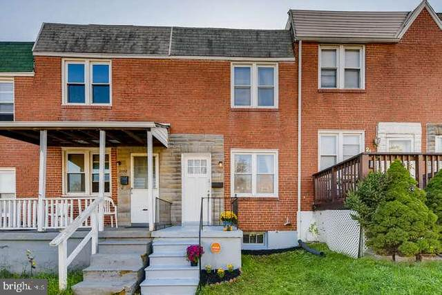 2150 Harman Avenue, BALTIMORE, MD 21230 (#MDBA529064) :: Corner House Realty