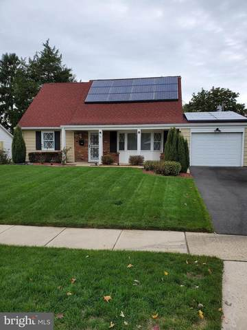 64 Elderberry Lane, WILLINGBORO, NJ 08046 (MLS #NJBL384884) :: The Dekanski Home Selling Team