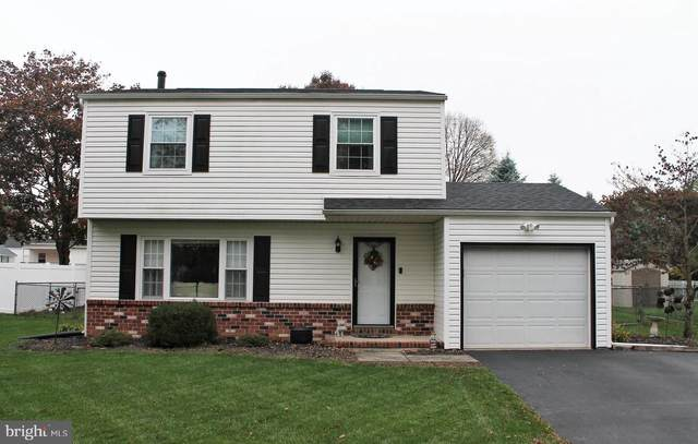 261 N 50TH Street, HARRISBURG, PA 17111 (#PADA127126) :: The Heather Neidlinger Team With Berkshire Hathaway HomeServices Homesale Realty