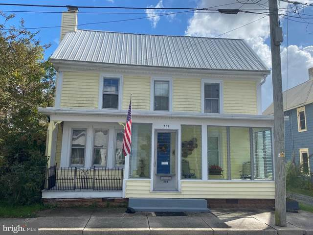 308 Cedar Street, GEORGETOWN, DE 19947 (#DESU171988) :: McClain-Williamson Realty, LLC.
