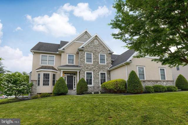 52 Honeysuckle Court, ELIZABETHTOWN, PA 17022 (#PALA172504) :: The Craig Hartranft Team, Berkshire Hathaway Homesale Realty