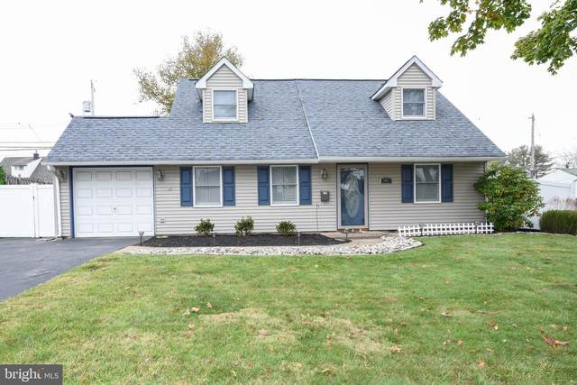 43 Calicobush Road, LEVITTOWN, PA 19057 (#PABU510114) :: RE/MAX 1st Realty