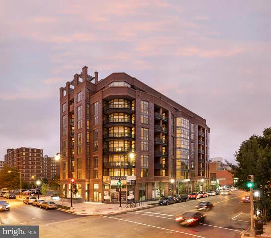 810 O Street NW #404, WASHINGTON, DC 20001 (#DCDC493742) :: Tom & Cindy and Associates