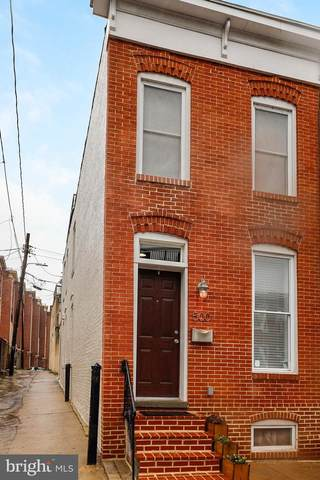 500 E Clement Street, BALTIMORE, MD 21230 (#MDBA529094) :: Blackwell Real Estate