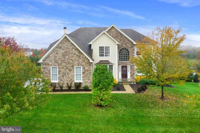 138 Patriot Drive, COLLEGEVILLE, PA 19426 (#PAMC668518) :: Linda Dale Real Estate Experts