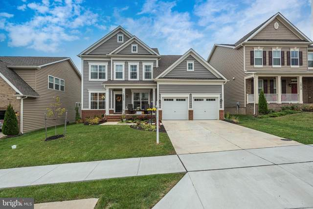 10908 Lace Leaf Lane, MONROVIA, MD 21770 (#MDFR272846) :: Gail Nyman Group