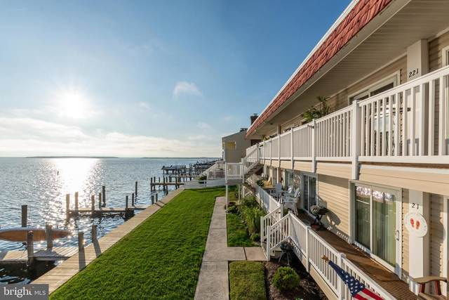 8904 Rusty Anchor Road #21903, OCEAN CITY, MD 21842 (#MDWO117946) :: CoastLine Realty