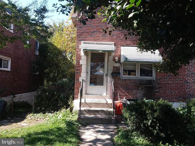 424 W 21ST Street, CHESTER, PA 19013 (#PADE530378) :: The Mike Coleman Team