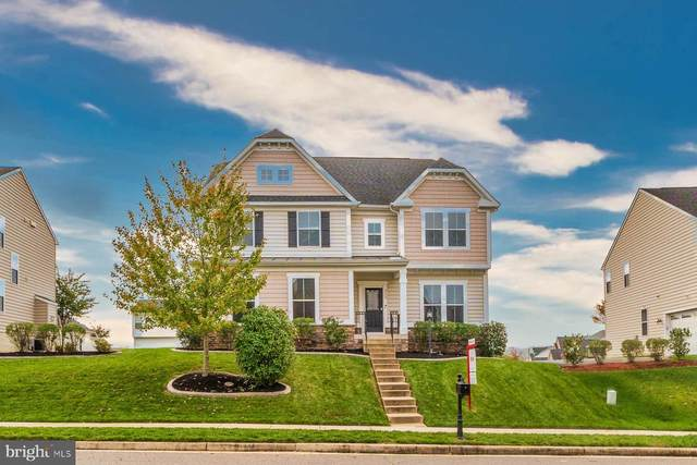 2173 Port Potomac Avenue, WOODBRIDGE, VA 22191 (#VAPW507866) :: V Sells & Associates | Keller Williams Integrity