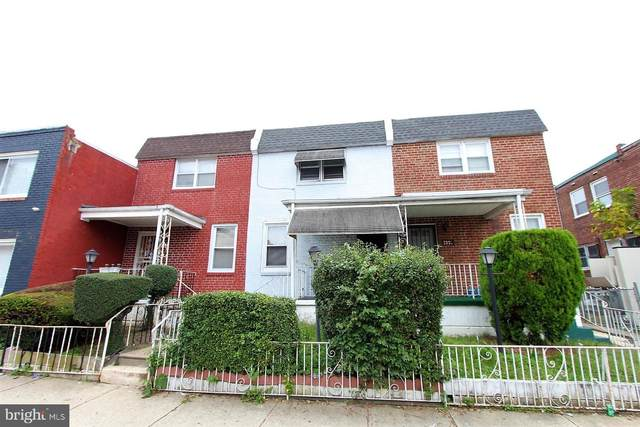 2513 N 24TH Street, PHILADELPHIA, PA 19132 (#PAPH948744) :: Better Homes Realty Signature Properties