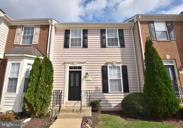 248 Kirby Street, MANASSAS PARK, VA 20111 (#VAMP114344) :: Jacobs & Co. Real Estate