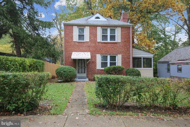 147 Ritchie Avenue, SILVER SPRING, MD 20910 (#MDMC731740) :: The Gold Standard Group