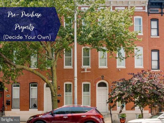 1510 N Caroline Street, BALTIMORE, MD 21213 (#MDBA529108) :: Pearson Smith Realty