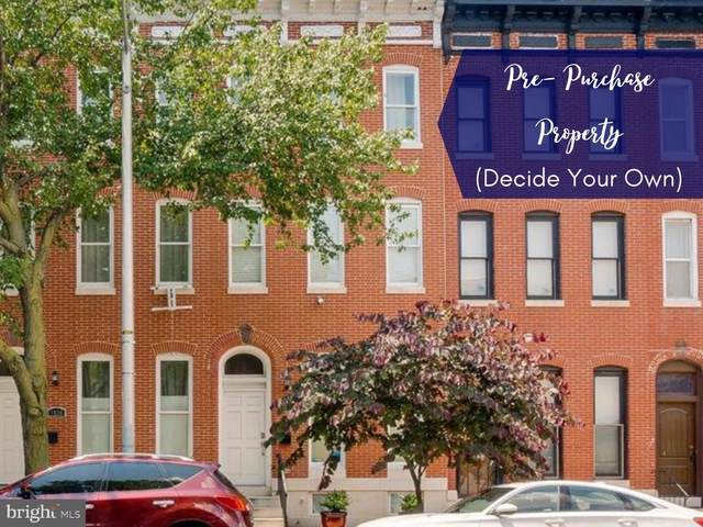 1505 N Broadway, BALTIMORE, MD 21213 (#MDBA529110) :: Pearson Smith Realty