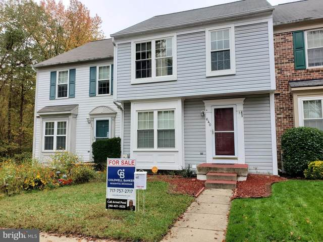 640 Lions Gate Lane, ODENTON, MD 21113 (#MDAA450860) :: Arlington Realty, Inc.