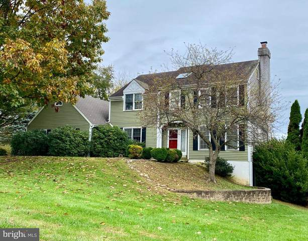 410 N Saddlebrook Circle, CHESTER SPRINGS, PA 19425 (#PACT519574) :: Lucido Agency of Keller Williams