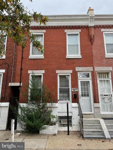 507 Emily Street, PHILADELPHIA, PA 19148 (#PAPH948772) :: Nexthome Force Realty Partners