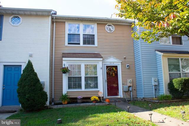 1314 Stockett Square, BELCAMP, MD 21017 (#MDHR253378) :: The Redux Group