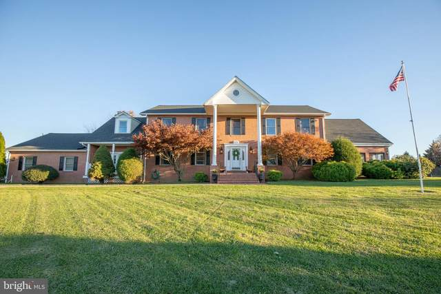 428 Grouse Knoll, SUMMIT POINT, WV 25446 (#WVJF140560) :: The Redux Group