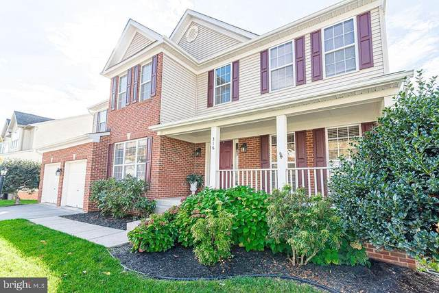 316 Rubens Circle, MARTINSBURG, WV 25403 (#WVBE181440) :: The Schiff Home Team