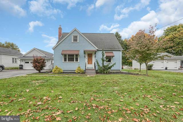 2731 Tunnel Hill Road, LEBANON, PA 17046 (#PALN116470) :: The Heather Neidlinger Team With Berkshire Hathaway HomeServices Homesale Realty