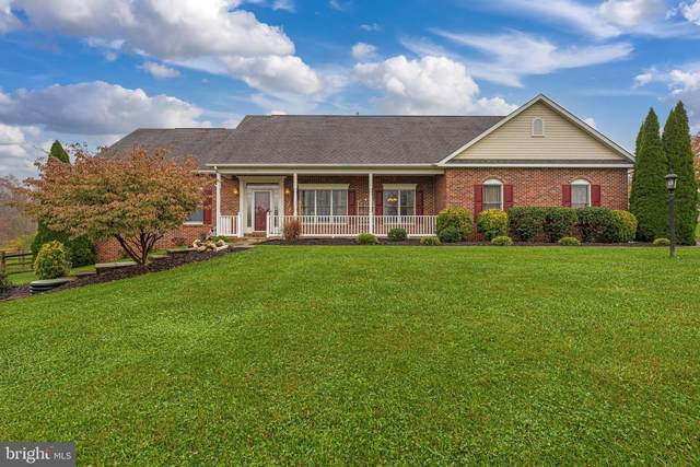 5659 Old New Market Road, NEW MARKET, MD 21774 (#MDFR272858) :: Network Realty Group