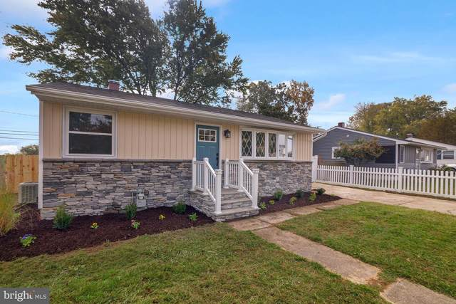 821 Cedar Branch Drive, GLEN BURNIE, MD 21061 (#MDAA450878) :: Blackwell Real Estate