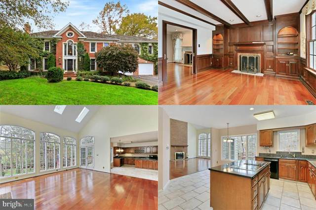 6601 Ashmere Lane, CENTREVILLE, VA 20120 (#VAFX1163560) :: SURE Sales Group