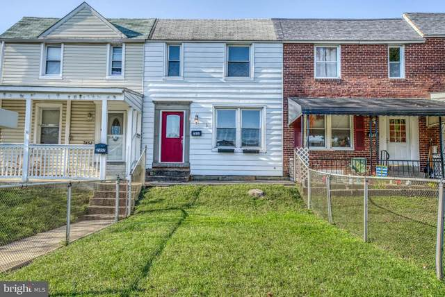 7454 Berkshire Road, BALTIMORE, MD 21224 (#MDBC510824) :: Jacobs & Co. Real Estate