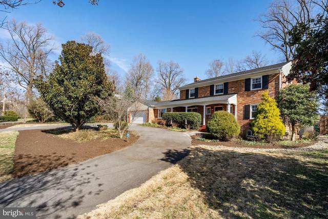 3119 Juniper Lane, FALLS CHURCH, VA 22044 (#VAFX1163568) :: Advance Realty Bel Air, Inc